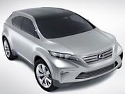 Lexus LF-Xh : Un SUV tout en finesse