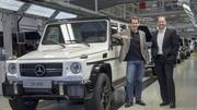 Mercedes Classe G : 20 000 unités en une année pour la première fois