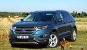 Essai Ford Edge TDCi 210 AWD : Il s'invite en Europe