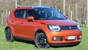 Essai Suzuki Ignis 2017 : objet de conquête