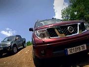Comparatif Nissan Navara 2.5 dCi 175 ch vs Mitsubishi L200 2.5 TD common-rail 170 ch