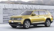Le Volkswagen Atlas paré pour l'Europe ?