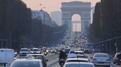 Pollution : circulation alternée ce mardi à Paris et en proche banlieue
