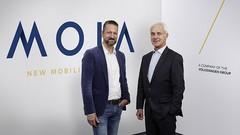 MOIA : futur concurrent pour Uber ; Blablacar et Voitures Noires