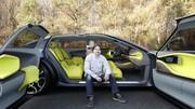 L'argus au volant du concept-car Citroën CXperience en vidéo