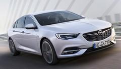 Opel Insignia Grand Sport (2017) : premières photos officielles