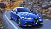 Essai Alfa Romeo Giulia Veloce : Sport divers