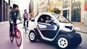 Le Renault Twizy aurait droit au bonus en 2017