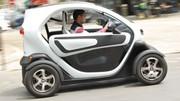 Bientôt un bonus écologique pour le Renault Twizy