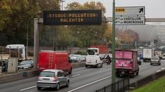 """Circulation alternée : appel au """"civisme"""" des automobilistes franciliens"""