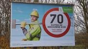 Changement de vitesse maximale en Flandre : 70 au lieu de 90