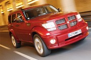 Dodge Nitro 2.8 CRD BVA RT : Nitro, mais pas glycérine !