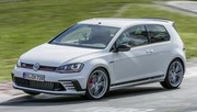 VW Golf GTi Clubsport S : nouveau record au Nurburgring !