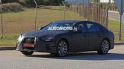 La future Lexus LS 2017 surprise en cours d'essais !