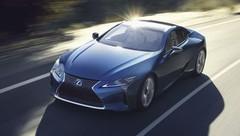 Essai Lexus LC 500 : un dangereux rival