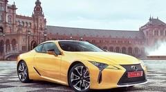 Essai Lexus LC : sport à géométrie variable