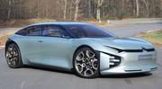 Citroën CXperience Concept : le futur haut de gamme des chevrons