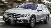 Essai Mercedes Classe E All-Terrain : Technicienne de surfaces