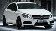 Marche arrière: La Mercedes classe A 45 AMG