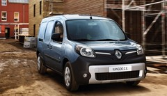Bientôt 270 km d'autonomie pour le Renault Kangoo ZE électrique
