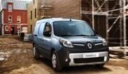 Renault Kangoo Z.E. 2017 : +50 % d'autonomie pour l'utilitaire électrique