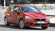 Essai BMW Série 2 Active Tourer 225xe : Le meilleur des deux mondes