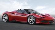 Ferrari J50 : un spider très exclusif à 10 exemplaires