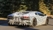 Future Lamborghini Aventador S 2017 : premier teaser vidéo