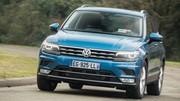 Essai Volkswagen Tiguan TDI 150 DSG7 4x2 : pas si courant