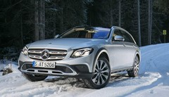 Essai Mercedes E220d All-Terrain : l'alpiniste