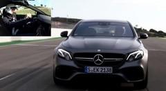 Essai Mercedes AMG E 63 S 2017 : Radical'E
