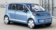 "Volkswagen Space Up! La ""New Small Family"" s'étoffe"