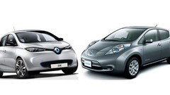 Les futures Renault Zoe et Nissan Leaf feront plateforme commune