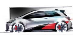 Toyota Yaris : une version sportive pour fêter le retour en WRC
