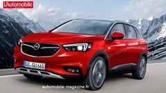 Opel rhabille le 3008 pour son SUV Grandland X