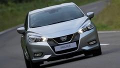 Prix dans la norme pour la nouvelle Nissan Micra