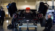 Ford fait son cadeau de Noël : La première GT 2016 est sortie de l'usine !