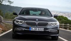 Essai nouvelle BMW Série 5