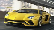 Lamborghini Aventador S : Enragée !