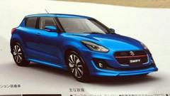 La prochaine Suzuki Swift se montre en avance