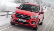 Essai Ford Kuga (2016) : Plus américain que jamais