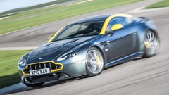 Essai Aston Martin Vantage V8 N430 : Echappée du circuit