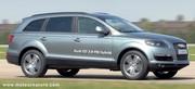 Audi confirme le Q7 V6 hybride