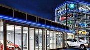 États-Unis : des voitures d'occasion en distributeur automatique