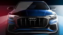 Future Audi Q8 (2018) : un concept-car annonciateur à Detroit 2017