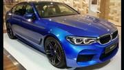 BMW M5 : un mode propulsion pour la prochaine berline sportive