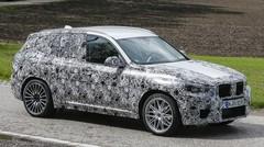 Le futur BMW X3 M