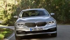 BMW 530e iPerformance : la Série 5 hybride