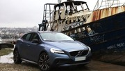 Essai Volvo V40 Cross-Country restylée (MY17) : tout dans le regard