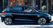 Suzuki dévoile la nouvelle Swift